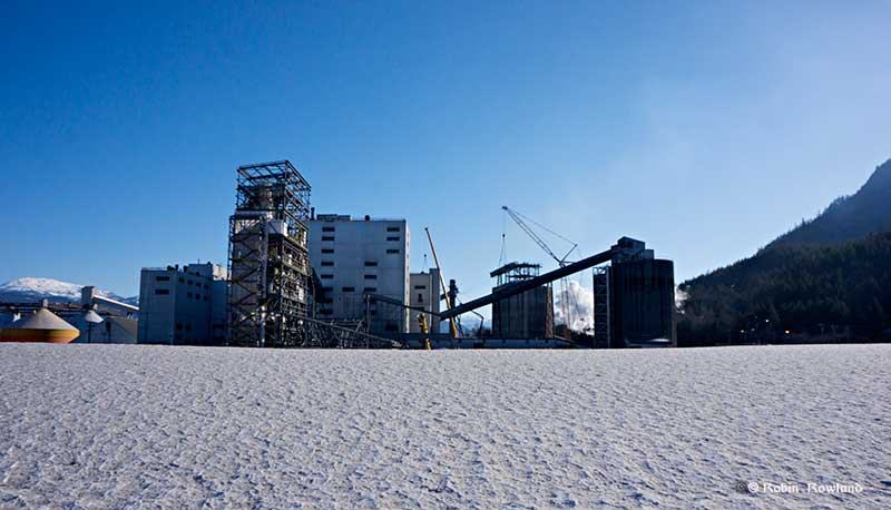 RTA smelter