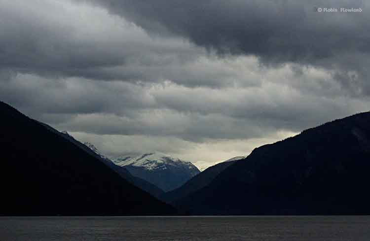 Storm over the Skeena