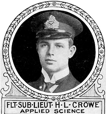 Crowe memorial page