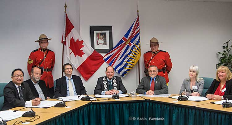 Kitimat Council 2014