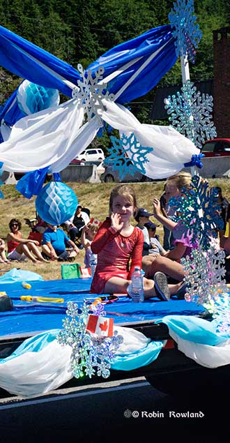 Kitimat celebrates Canada Day 2015