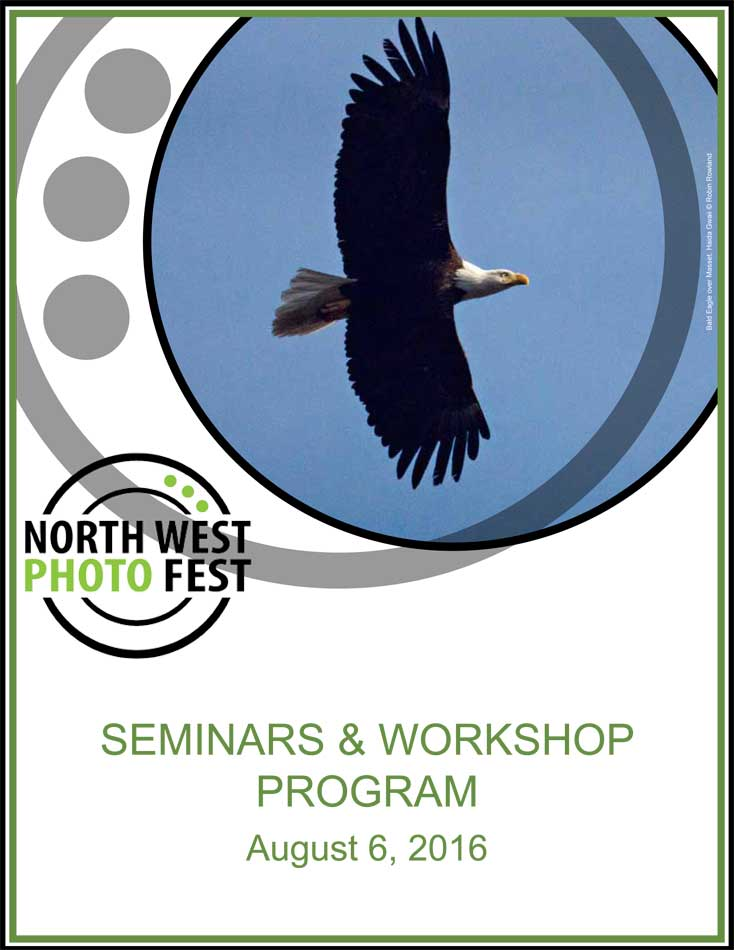North West Photo Fest program book.
