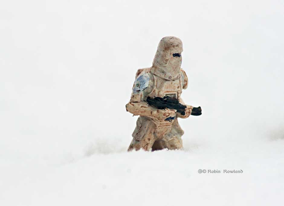 Snowtrooper patrol
